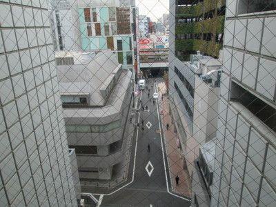 上野松坂屋連絡通路2
