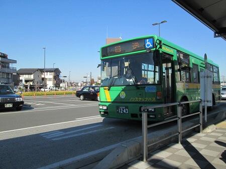 建ちゃんバス、蓮田駅西口