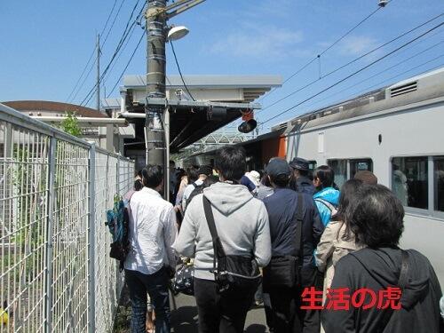 両毛線富田駅