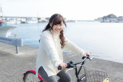 自転車で旅行